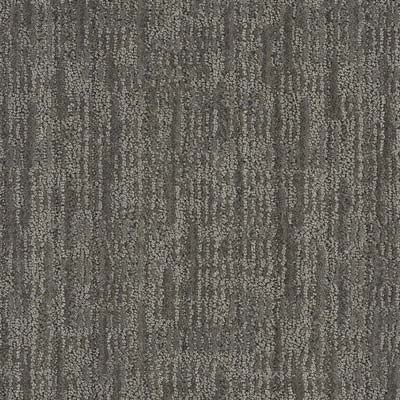 Linoleum City - cut and loop carpet swatch