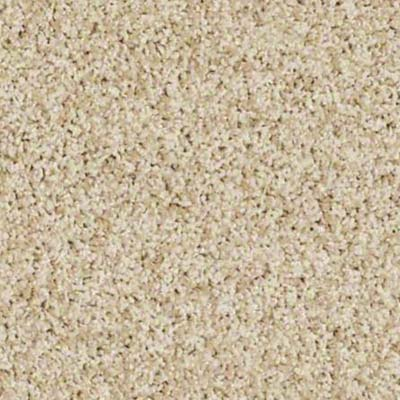 Linoleum City - textured saxony carpet swatch